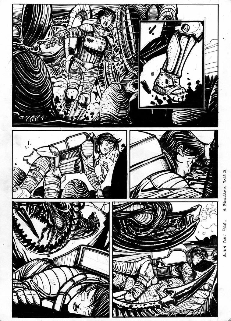 Alien test page 3 by andrearsandbabs
