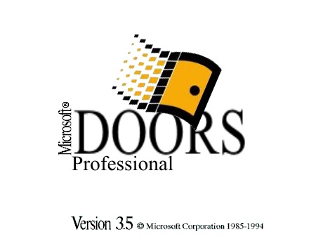 Doors 3.5 professional by MCDoggy888
