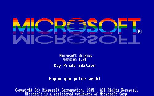 from Jayceon gay pride windows