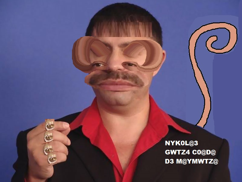 NYK0L@3 GWTZ@ by DariusDog
