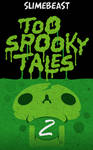 Too Spooky Tales 2   Minimalist Book Cover