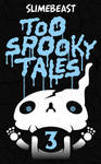 Too Spooky Tales 3   Minimalist Book Cover