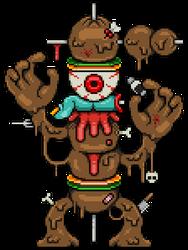 Dysfigures: KILL-KEBAB