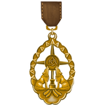 Passage of Courtship Medal - Gold by Ulfrheim