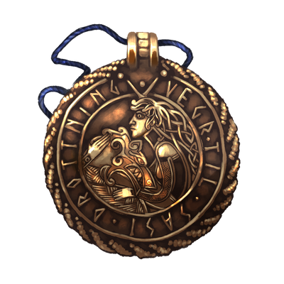 Amulet of the Queen