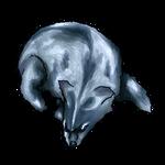 Marble Fox Pelt by Ulfrheim