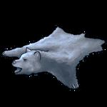 White Bear Pelt by Ulfrheim