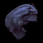 Grey-Blue Possum Pelt by Ulfrheim