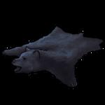 Black Bear Pelt by Ulfrheim
