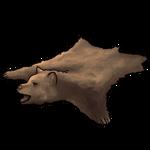 Blonde Bear Pelt by Ulfrheim