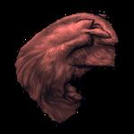 Red Possum Pelt by Ulfrheim