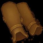 Leather Leg Guards by Ulfrheim