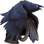 Raven by Ulfrheim