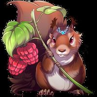 Squirrel by Ulfrheim