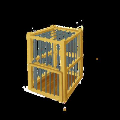 Creature Cage