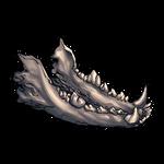 Fossil - Titan Jaw by Ulfrheim