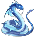 Iced Snake by Ulfrheim