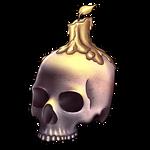 Skull Candle by Ulfrheim