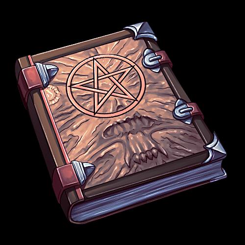 Wizards Spellbook by tobias-sama on DeviantArt