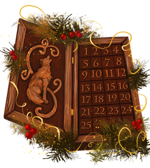 2017 Felvargs Advent Calendar (Comment!) by Ulfrheim