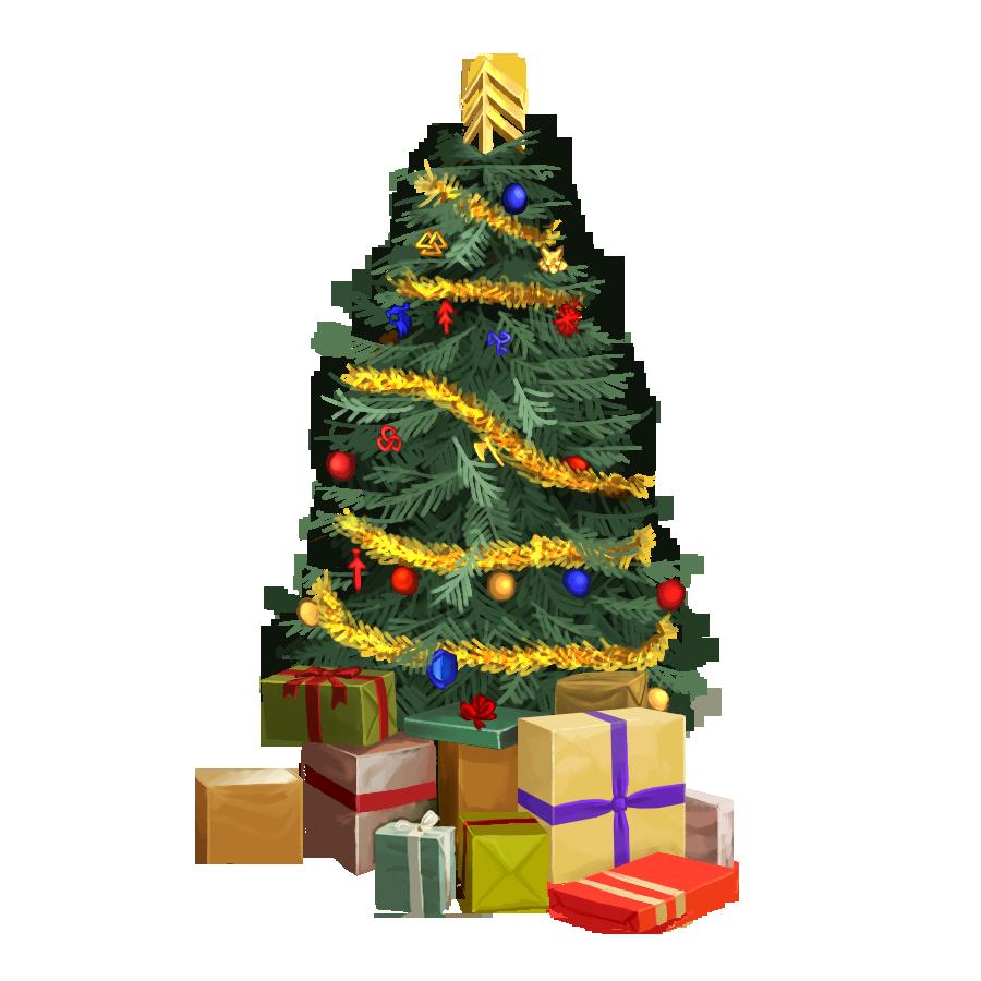 Felvargs 2017 Christmas Tree
