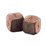 Pair of Dice by Ulfrheim
