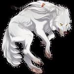 White Wolf by Ulfrheim