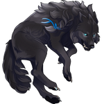 Black Wolf by Ulfrheim