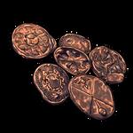 Rusty Coins by Ulfrheim