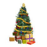 Felvargs 2020 Community Christmas Tree