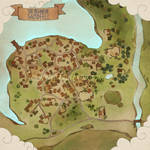 The Village of Sandfell