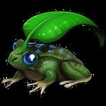 Tree Frog by Ulfrheim