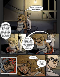 Troubles: Page 1