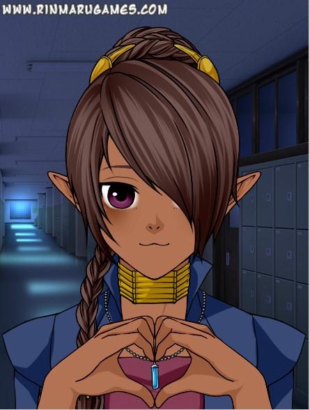 Cute Dark Elf