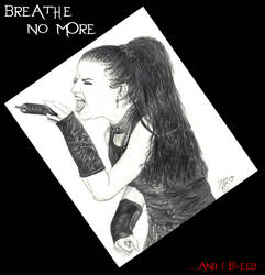 Amy Lee - Breathe No More by Kamino185