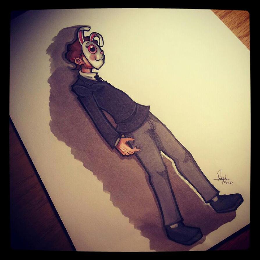 Mr. Frank by Alola07