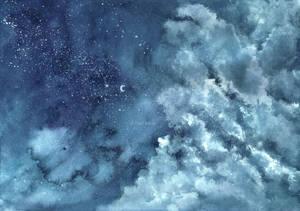 The Clouds I