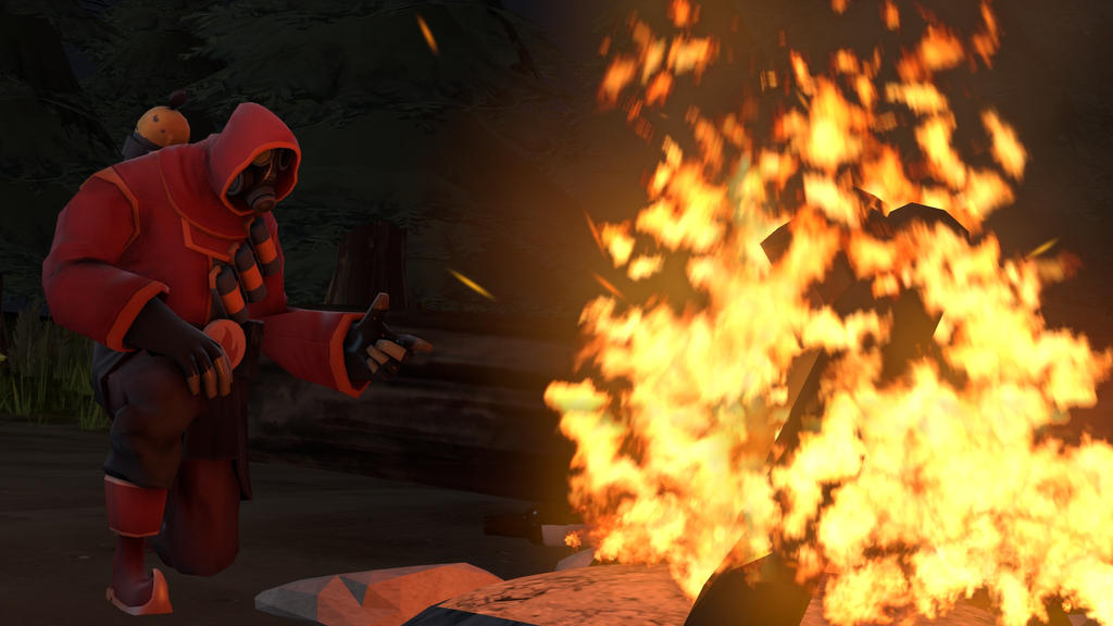 Pyromancy by CapioCaberMan