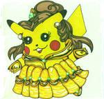 Pika'Belle'Chu