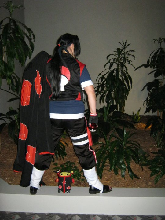 Pokemon Master Itachi Uchiha by pikabellechu
