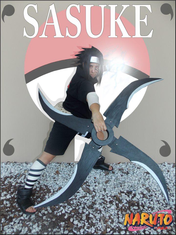 Sasuke Uchiha by pikabellechu