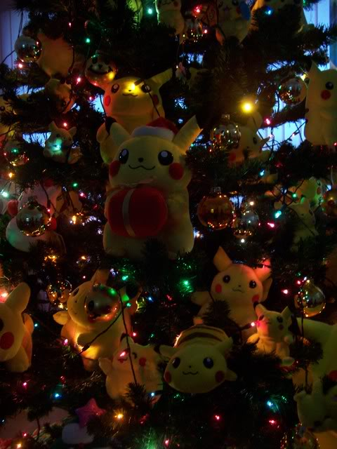Tree Full of Pika by pikabellechu