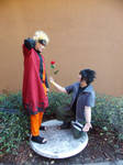 Naruto Will You Marry Me