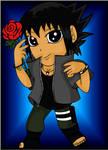 Chibi Playboy Sasuke