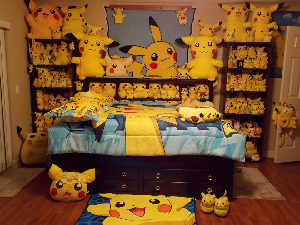 Pika Room by pikabellechu