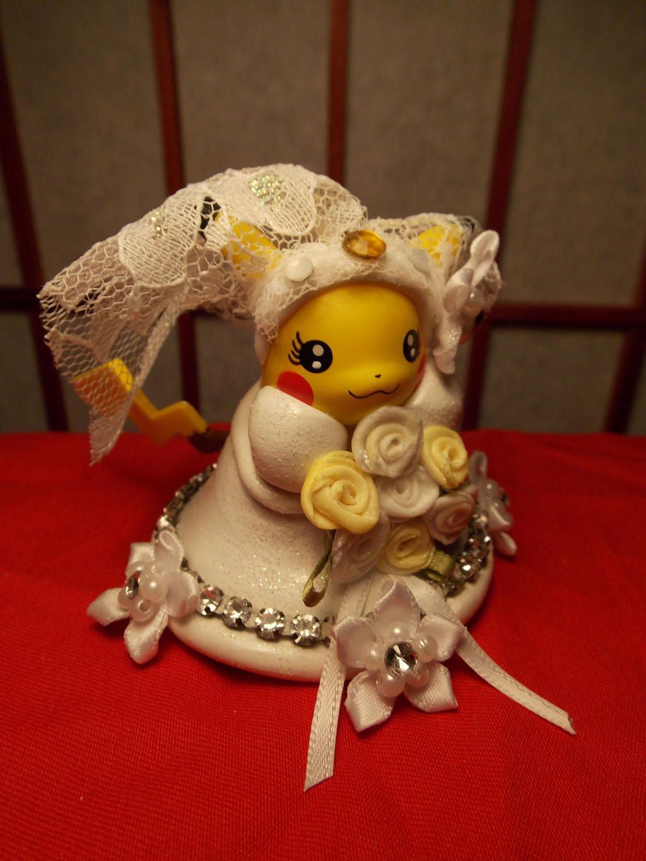 Pikabellechu wedding cakes