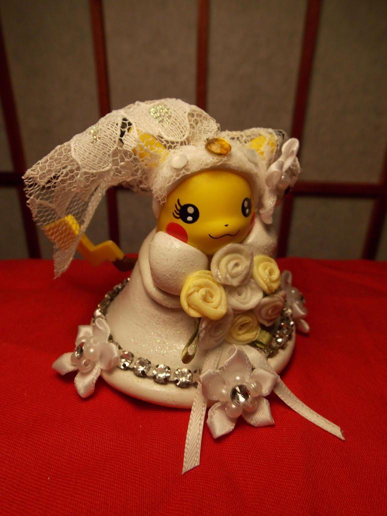 The Bride Chu by pikabellechu