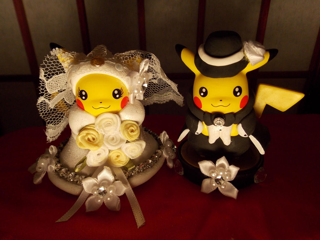 Time For a Chu Wedding by pikabellechu