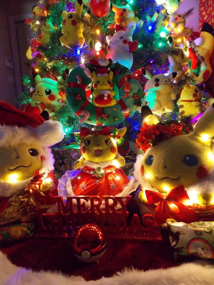 Its a Chu Christmas 2015 by pikabellechu