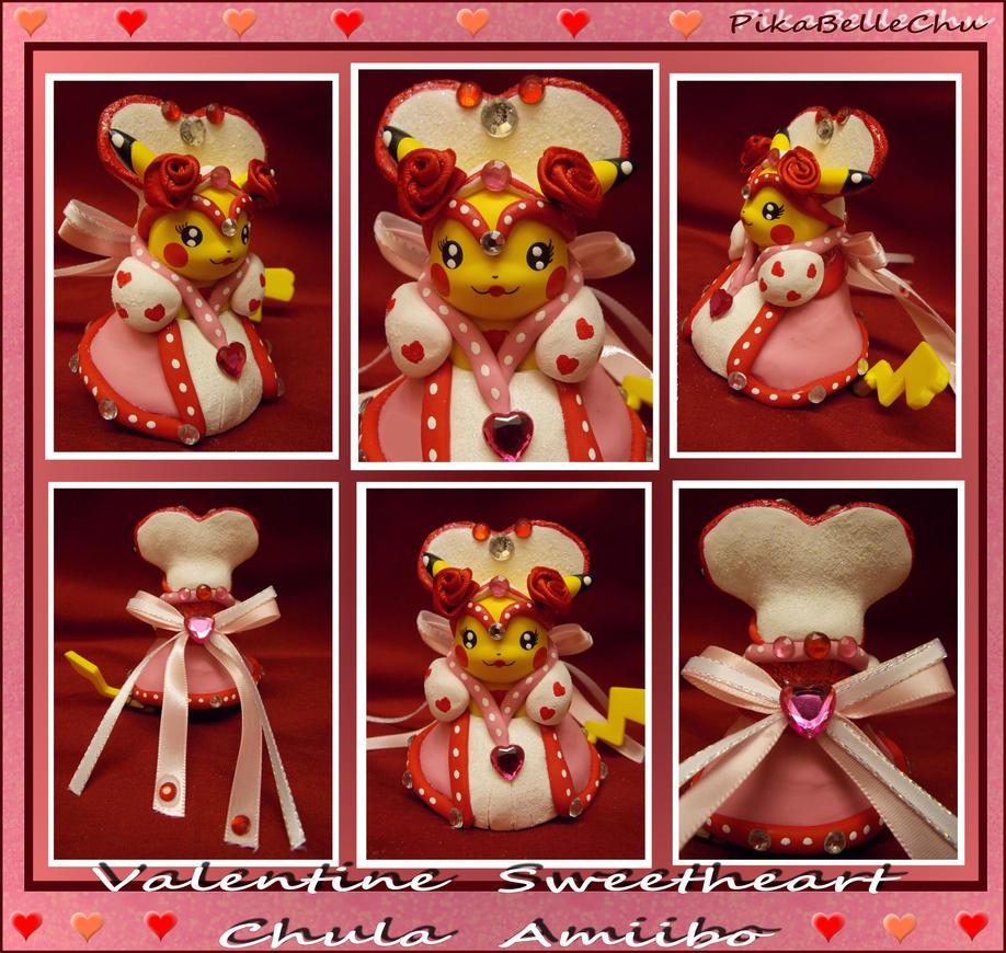 Valentine Sweetheart Chula by pikabellechu